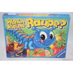 Wohin kleine Raupe? társasjáték Extra ritkaság!