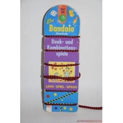 Bandolo készségfejlesztő fonalas párosító játék Set 24