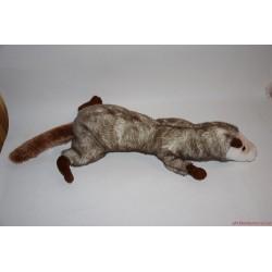 Ikea Brattby Hermelin Ferret plüss vadászgörény Ritkaság!
