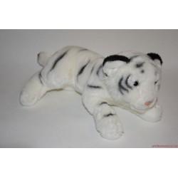 Élethű  plüss tigris