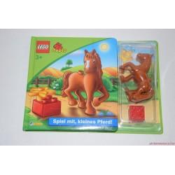 Lego Duplo könyvecske lovacskával Ritkaság!