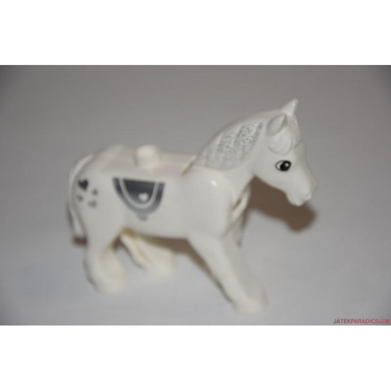 Fehér Lego Duplo lovacska