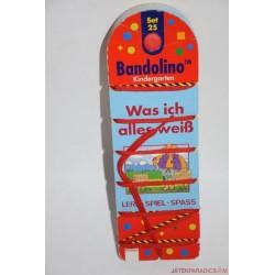 Bandolino készségfejlesztő fonalas párosító játék Set 25