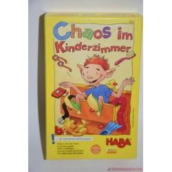 HABA 4350 Chaos im Kinderzimmer Káosz a gyerekszobában társasjáték