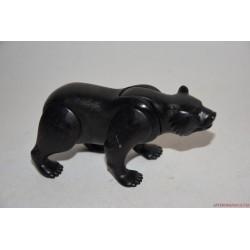 Playmobil fekete medve