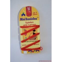 Mini Bandolino fonalas párosító játék Set 59