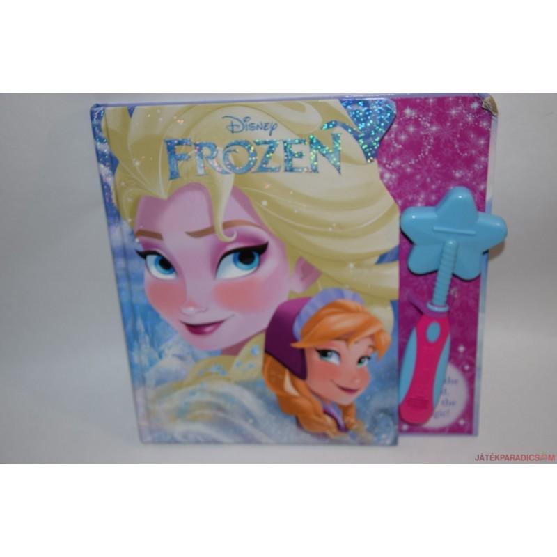 Disney Frozen Jégvarázs rajzoló könyvecske