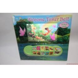 Tinker Bell könyvecske