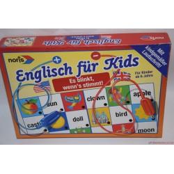 Englisch für Kids Angol-német párosító társasjáték