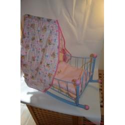 Chou Chou baldachinos bölcső ágy