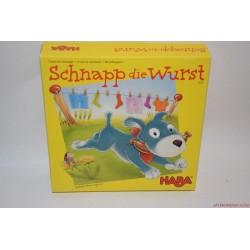 HABA 4433 Schnapp die Wurst társasjáték
