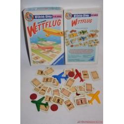 Wettflug Repülőverseny társasjáték