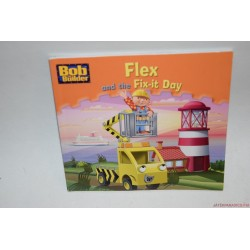 Bob The Builder Flex and The Fix-it Day angol képeskönyv