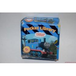 Thomas Pocket Library angol képeskönyvcsomag