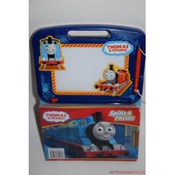 Thomas & Friends Spill & Trills rajroló könyvecske