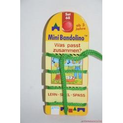 Mini Bandolino fonalas párosító játék Set 68