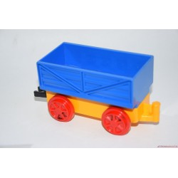 Lego Duplo kék vagon
