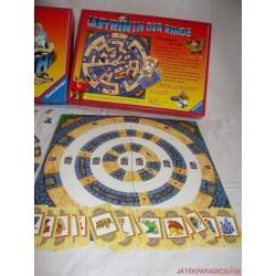 Kör labirintus társasjáték