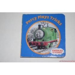 Percy Plays Tricks képeskönyv