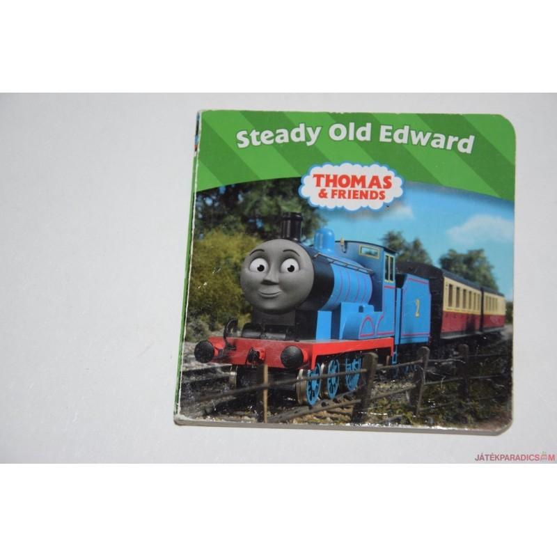 Thomas Steady  Old Edward képeskönyv