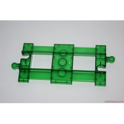Lego Duplo zöld egyenes sín