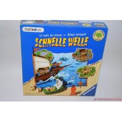 Schnelle Welle Sebes hullámzás társasjáték