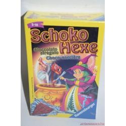 Schoko Hexe Csoki Boszi társasjáték