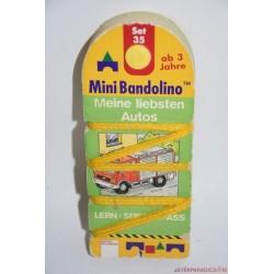 Mini Bandolino fonalas párosító játék Set 35