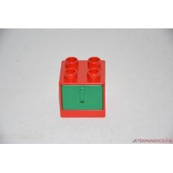 Lego Duplo színes fiókos polc