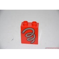 Lego Duplo csavar képes elem