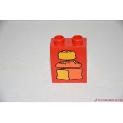 Lego Duplo busz képes elem
