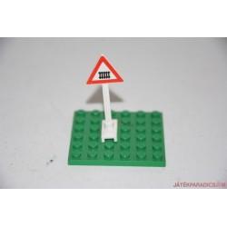 Lego útjelző tábla