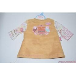 Baby Annabell bárányos ruha