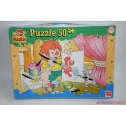 Pumuckli puzzle kirakó játék Ritkaság!