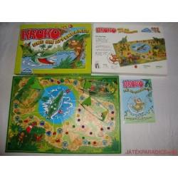 Krokodil és a majmok társasjáték