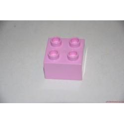 Lego Duplo rózsaszín kocka