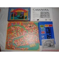 Casanova Titkos küldetés Velencében stratégiai társasjáték