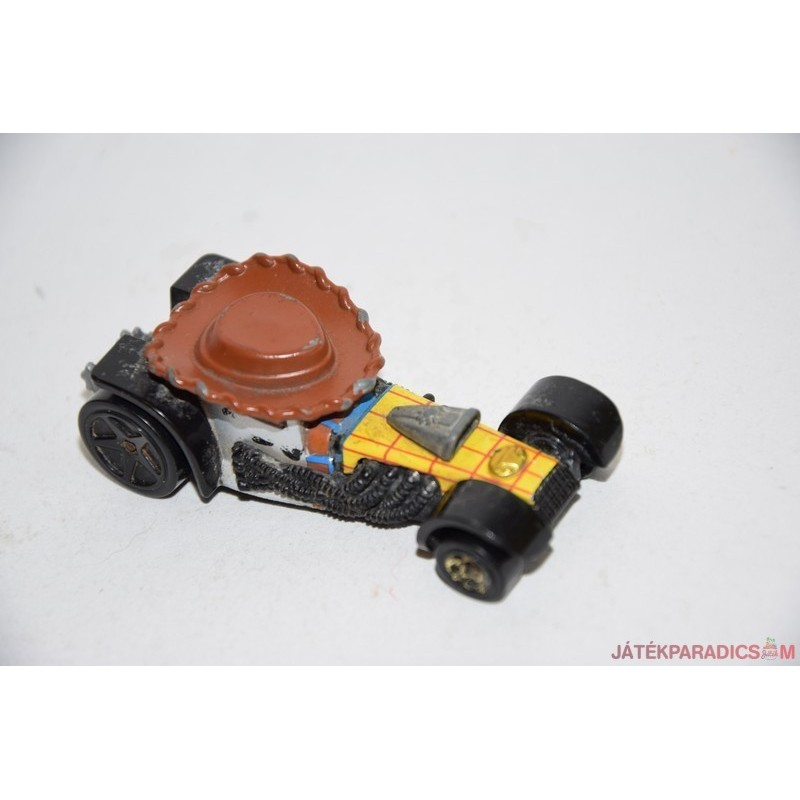 Toy Story Woody seriff matchbox autó