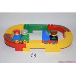 Lego Duplo kis autópálya emelkedőkkel 13