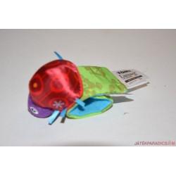 Lamaze csörgős plüss bogárka karcsörgő