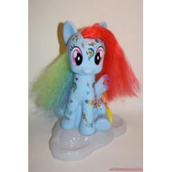 Csillagos My Little Pony felhőn