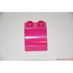 Lego Duplo kis homorú elem