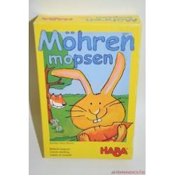 HABA 4441 Möhren  mopsen társasjáték