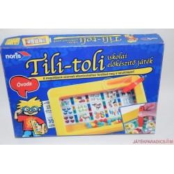 Tili-Toli iskolai előkészítő társasjáték