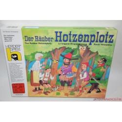 Der rauber Hotzenplotz Hotzenplotz, a rabló társasjáték