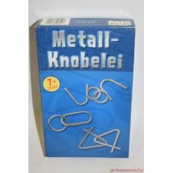 Metall - Knobelei Ördöglakat ügyességi társasjáték