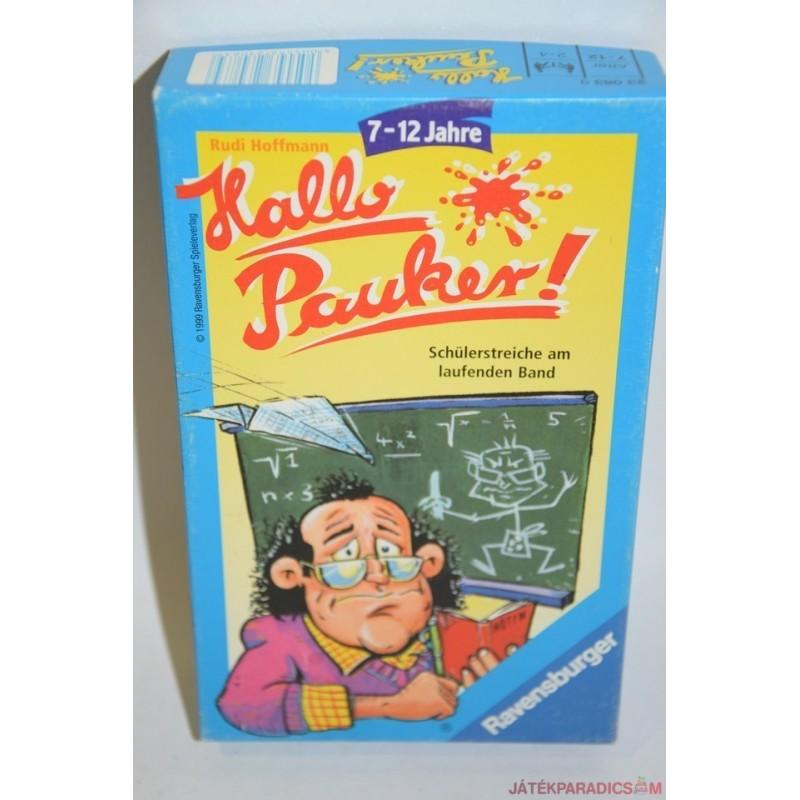 Hallo Pauker! társasjáték