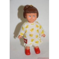 Lego Duplo Dolls kislány sárga ruhában