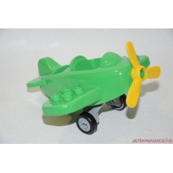 Lego Duplo zöld repülőgép