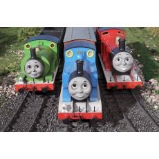 Thomas mozdony és barátai